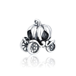 CHARMANIC Charms & Beads Cinderella's Pumpkin Disney Charm
