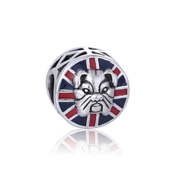 English Bulldog Charm - CHARMANIC