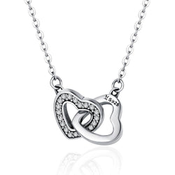 Hearts of Love Necklace - CHARMANIC