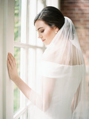 CLARA | Minimalist Wedding Veil