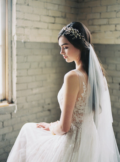 JADE | Draped Veil | Noon on the Moon