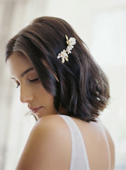 LIA | Floral Wedding Comb - Noon on the Moon
