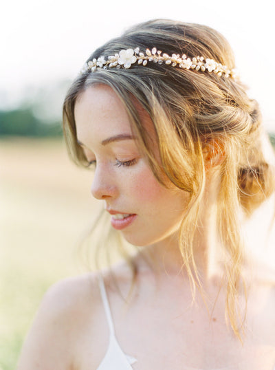 MAGDALENA | Bridal Crown | Noon on the Moon