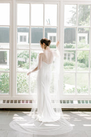 PARISIENNE | Bridal Cape - Noon on the Moon