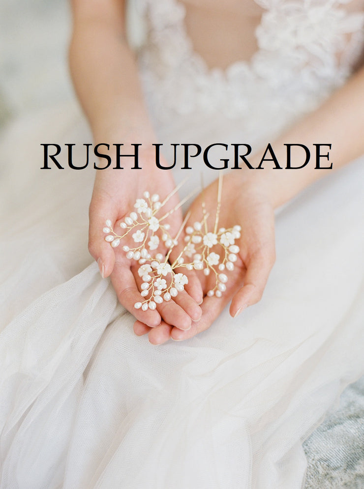 RUSH UPGRADE for Jamille | Noon on the Moon