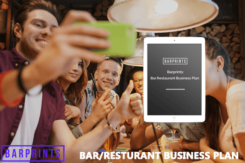 The Barprint: Bar/Restaurant Business Plan