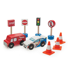 Le Toy Van auto set