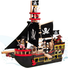 Le Toy Van piratenschip