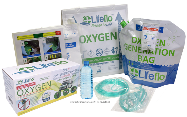 Lifeflo OTC with Survivor Canteen