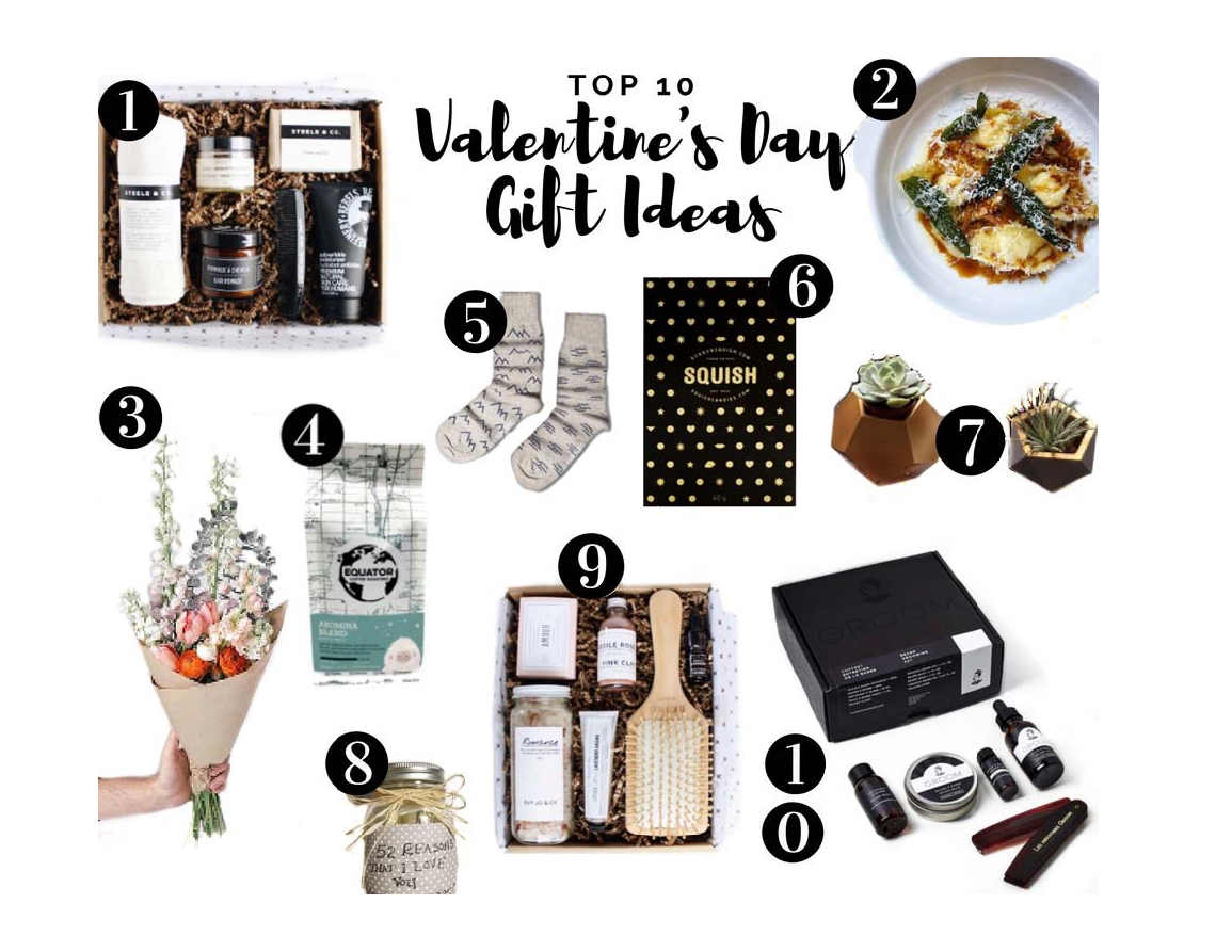 TheBoxShop's Top 10 Best Valentine's Day Gift Ideas