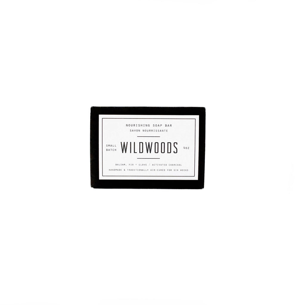Wildwoods Soap Bar - Woodlot
