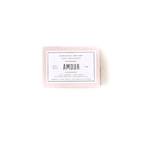 Amour Soap Bar - Woodlot
