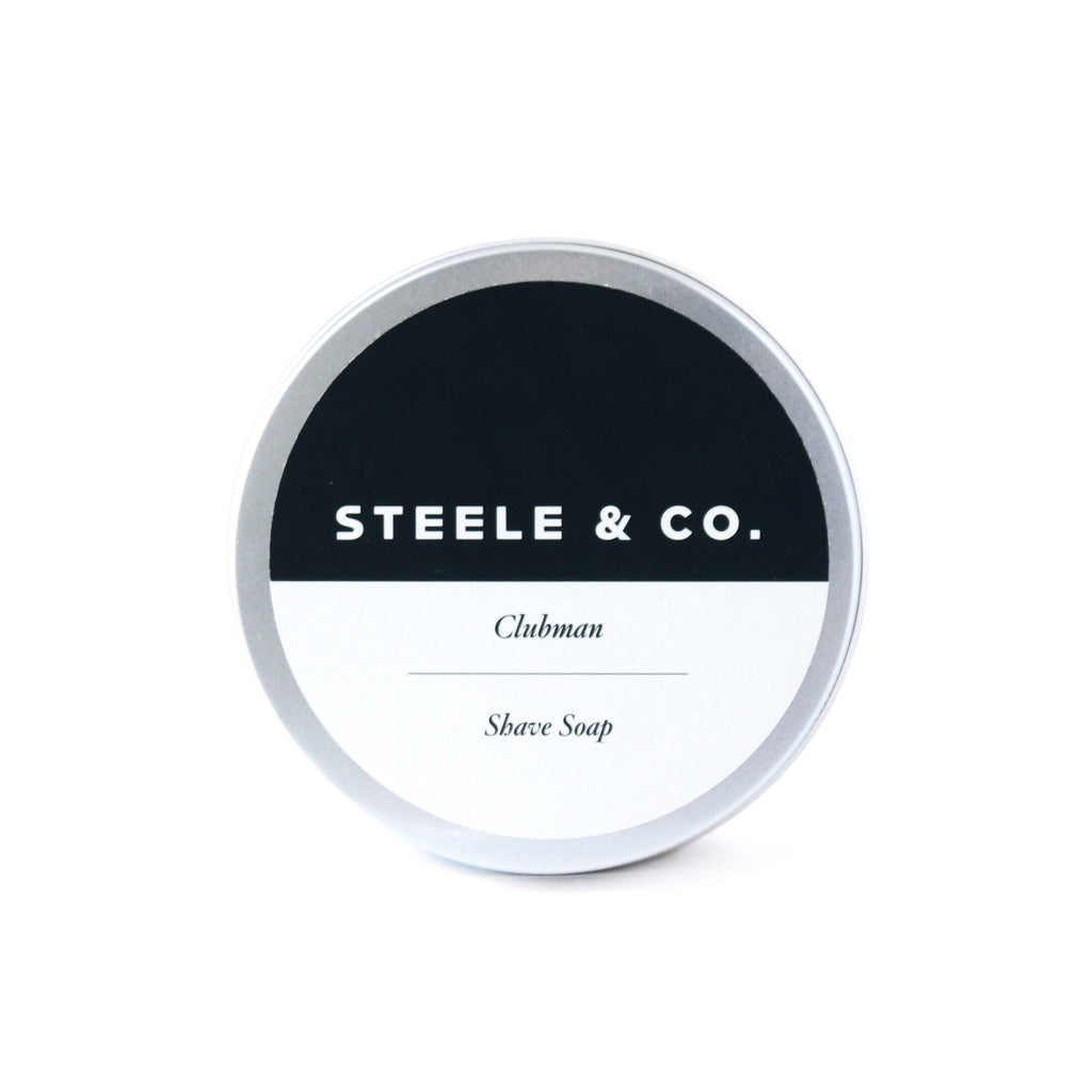 Shave Soap - Steele & Co.