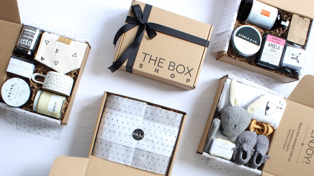 The Box Shop Theboxshopgifts