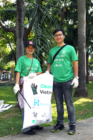Clean Up Saigon
