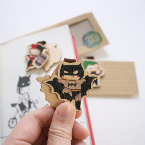 comic-book-bookmarks