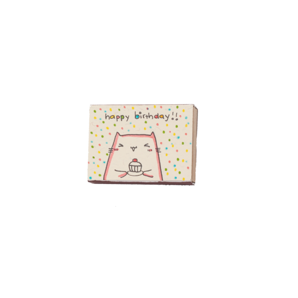 birthday-matchbox-card