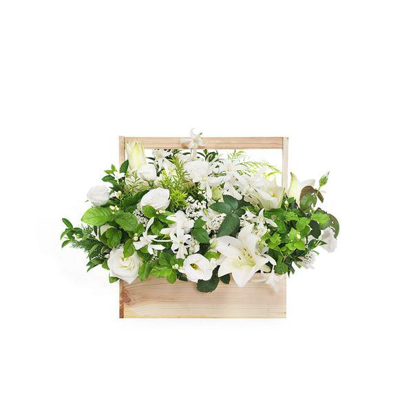Boxed Floral Arrangements