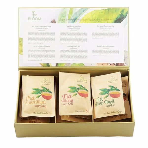 Gourmet Tea Packet Set