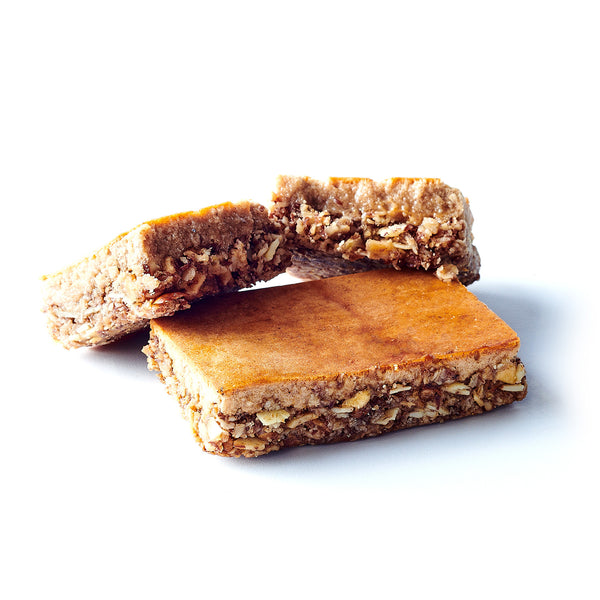 Apple Cinnamon High-Protein Bars