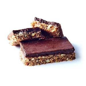 Chocolate Coconut Almond High-Protein Bars