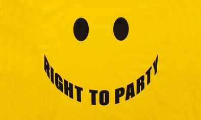 RIGHT TO PARTY