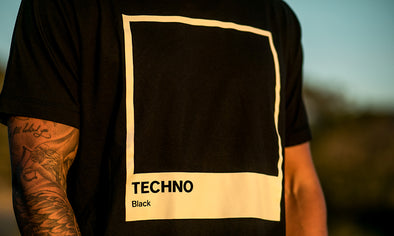 TECHNO BLACK