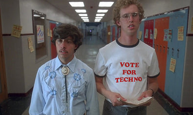 Vote For Techno