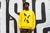 Acid Letter - Sweatshirt - Yellow