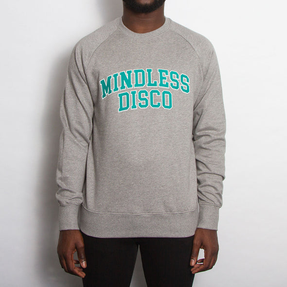 Mindless College - Sweatshirt - Grey - Wasted Heroes