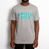 Mindless College - Tshirt - Grey - Wasted Heroes
