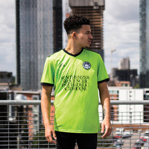 Wasted Heroes FC 002 - Football Jersey - Green