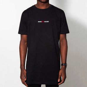 Warehouse 77 - Longline - Black