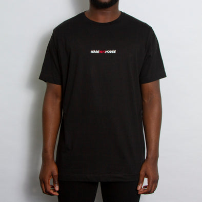 Warehouse 77 - Tshirt - Black