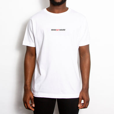 Warehouse 77 - Tshirt - White - Wasted Heroes