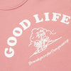 Good Life - Sweatshirt - Canyon Pink - Wasted Heroes