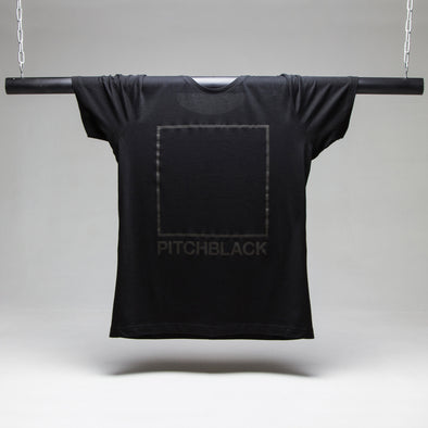 Pitch Black Fine Jersey T-shirt