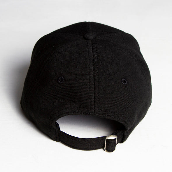 Illegal Rave - Baseball Cap - Black - Wasted Heroes