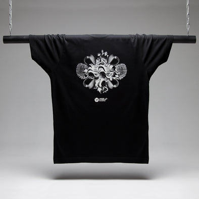 Under No Illusion Tshirt - Black