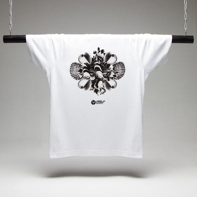 Under No Illusion Tshirt - White