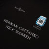 303 Cattaneo Warren - Women's T-shirt - Black - Wasted Heroes