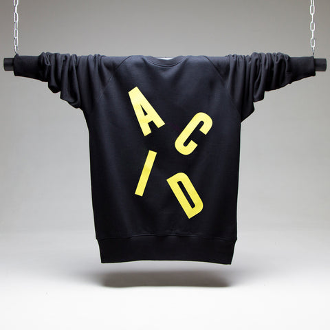 Acid Letter Sweatshirt