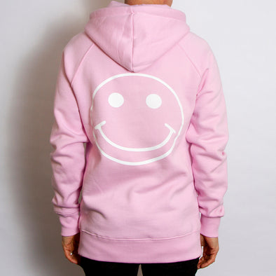 Acid Party Shock - Unisex Hoodie - Pink - Wasted Heroes