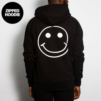 Acid Party Shock Hood - Zipped - Wasted Heroes