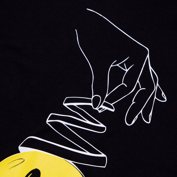 Acid Peel - Tshirt - Black - Wasted Heroes