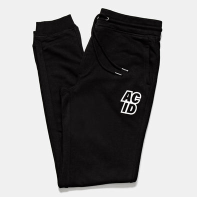 Acid Sport - Joggers - Black - Wasted Heroes