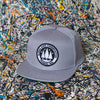 Illegal Rave - Snapback - Light Grey - Wasted Heroes