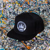 Illegal Rave - Snapback - Black - Wasted Heroes