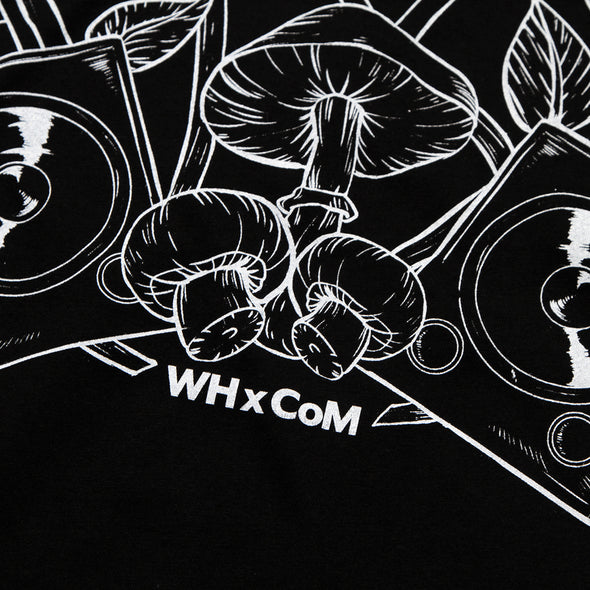 Carters x WH - Tshirt - Black - Wasted Heroes