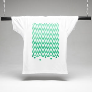 Different Stroke - Tshirt - White
